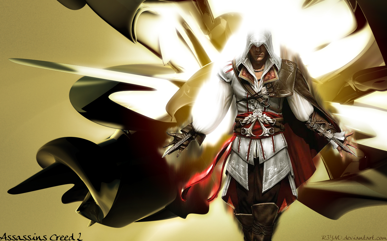 Assassins Creed 2 HD Wallpaper