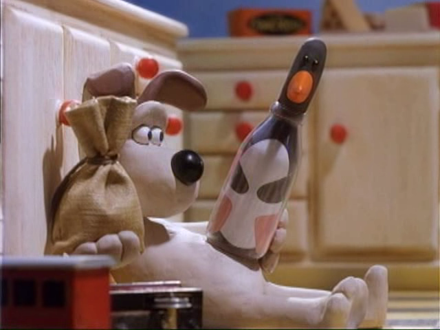 Evil penguin wallace and gromit - photo#21