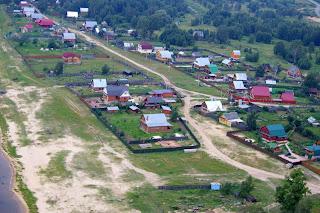 Посёлок Макарьев