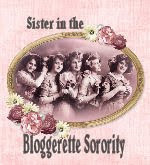 Sisters in the Bloggerette Society