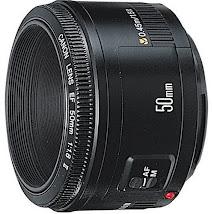 Canon - EF 50mm F1.8 II