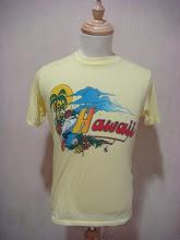 Vintage Hawaii Polytees