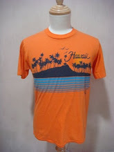 Vintage Hawaii Polytees Sunstroke