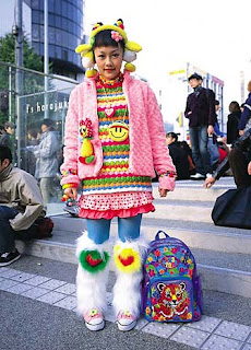 Harajuku Fashion Documentary on The Harajuku Scene Displays The Street Fashion Of Tokyo   And