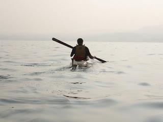 Qaqatuq sul lago di Garda
