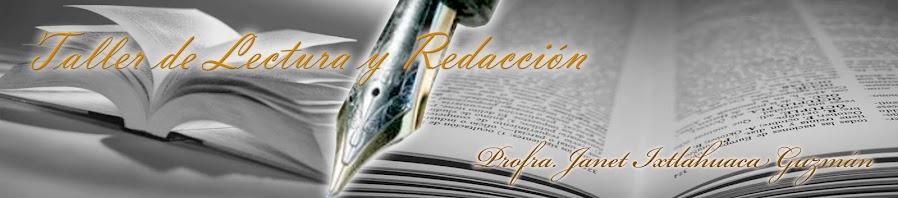 Lectura y Redacción