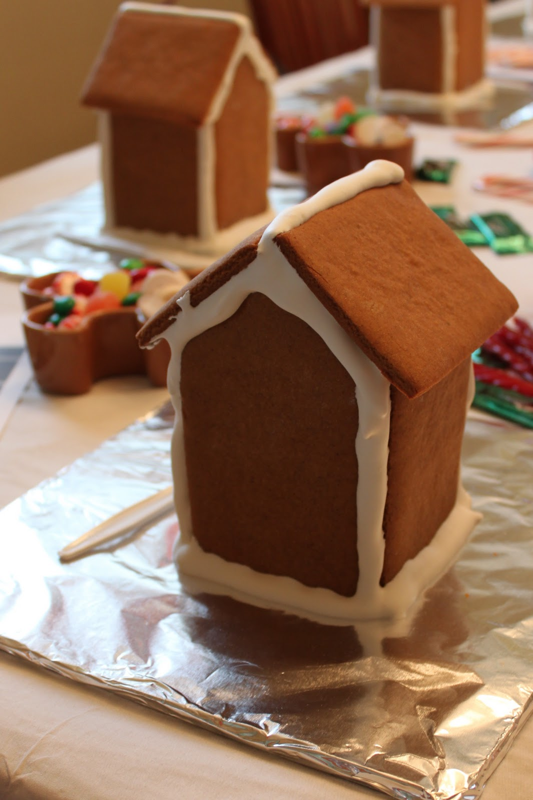 Houseography Holidayography Gingerbread Magic