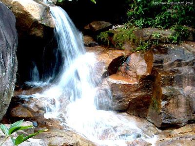 Huai Yang Waterfall National Park