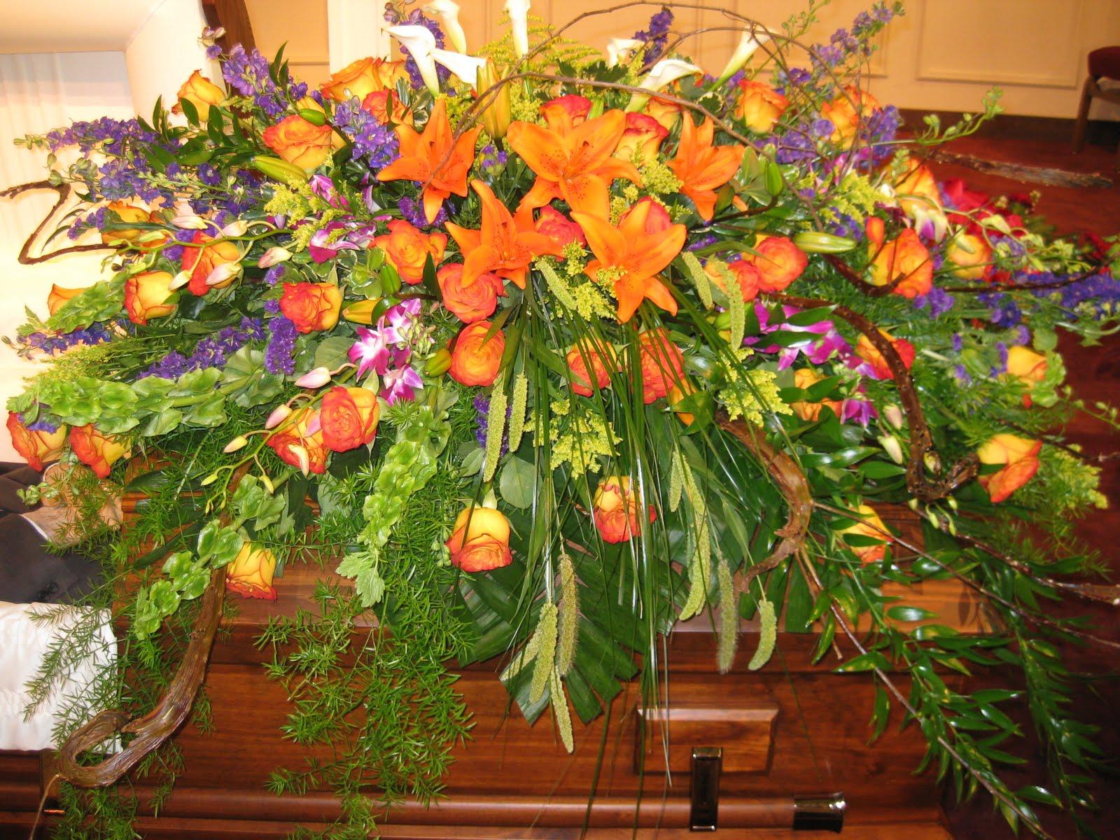 Bowden Floral Casket Sprays