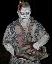Haunted Luau Zombie
