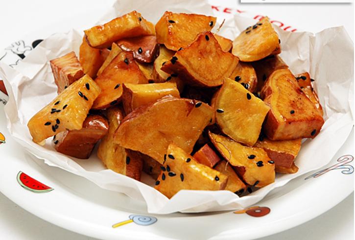 how to cook korean sweet potato