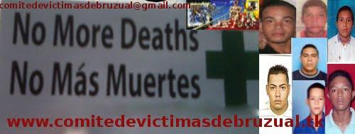 COMITE DE VICTIMAS DE BRUZUAL