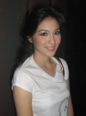 Sandra Dewi Telanjang Bulat