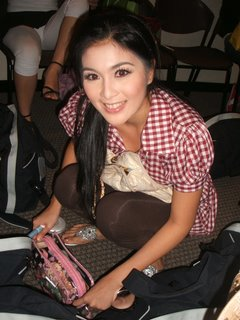 Memek Sandra Dewi
