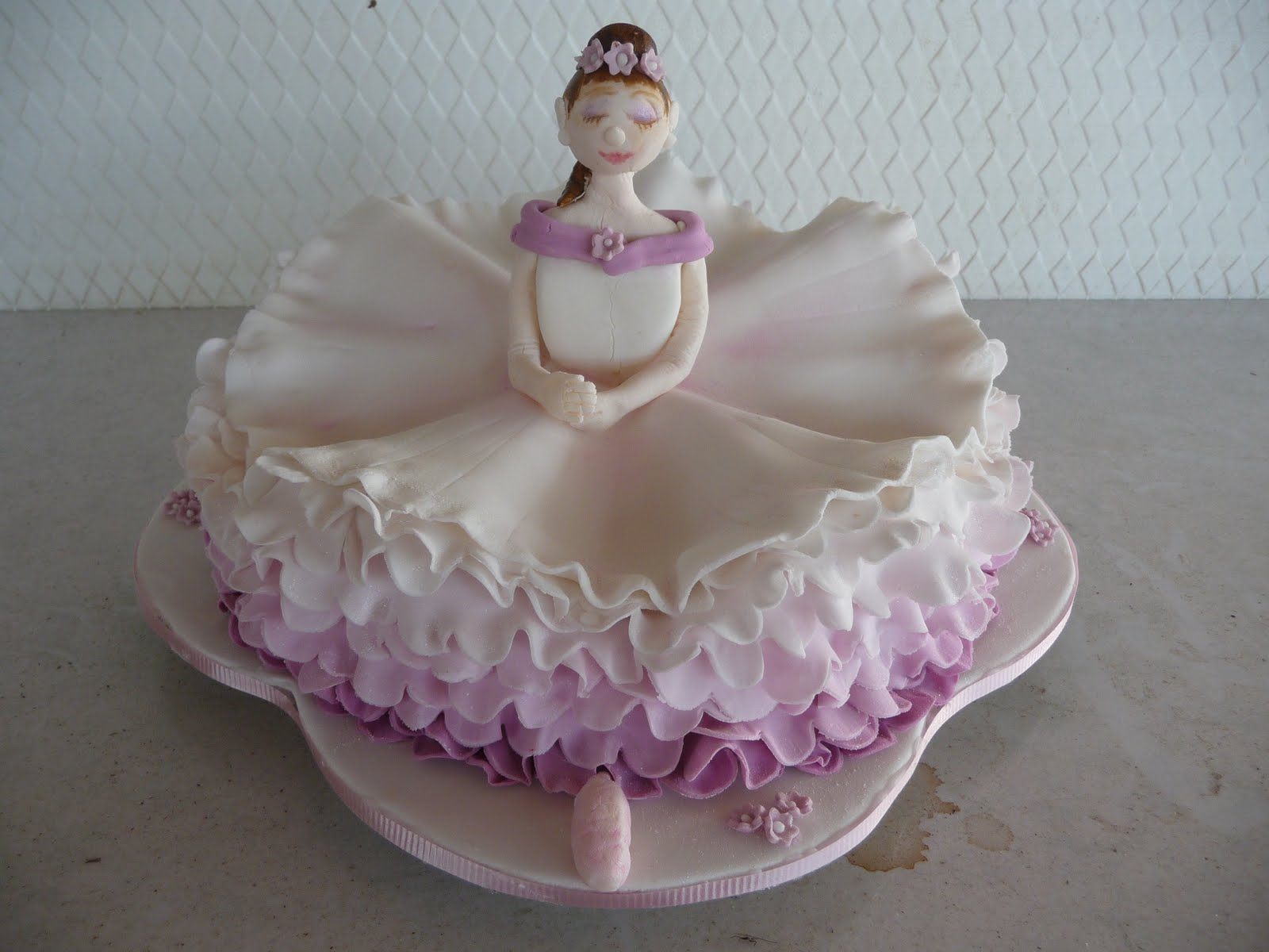 Magical Sugar Plum Fairy Cakes Recipes — Dishmaps