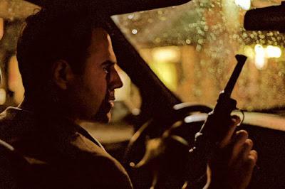 ژوزه گارسیا در نقش برونو داورت در فیلم تبر