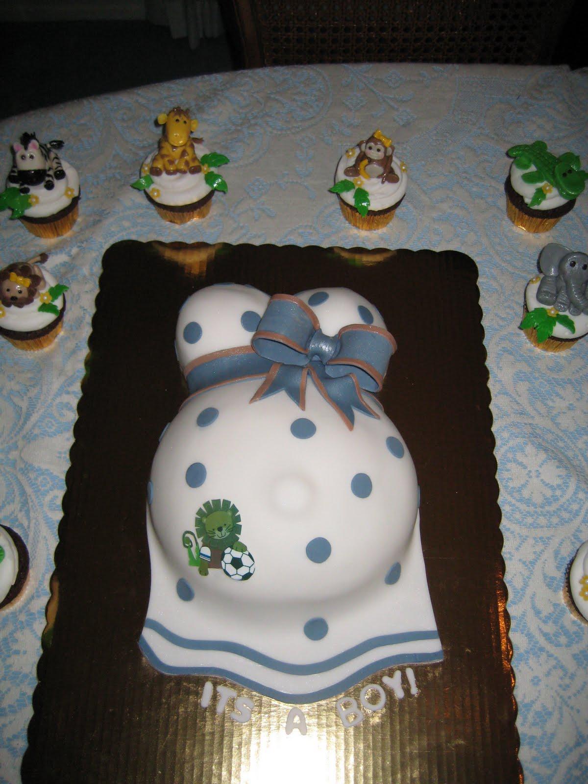 Baby Bump Cake Images : Bashert Cakes: Baby Bump Cake