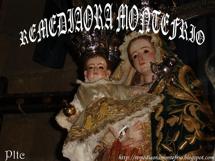 Virgen de los Remedios. Patrona de Montefrío
