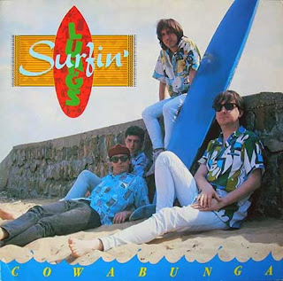 Surfin' Lungs - Surf, Drags & Rock 'N' Roll