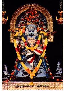 Punarvasu Nakshatra : Arulmigu Abathsagayeswarar temple - Alangudi