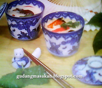 Resep Masakan Oyakodonburi