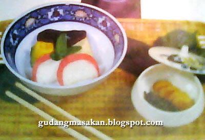 Resep Masakan Nimono
