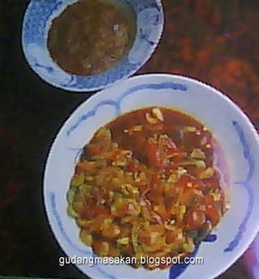 Resep Masakan Sambal Dan Calo-calo