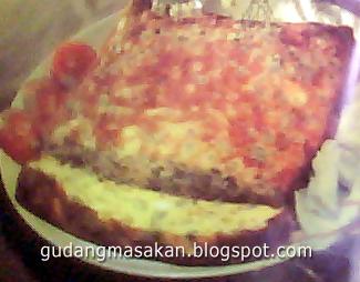 Resep Masakan Pastel Telur Sayuran