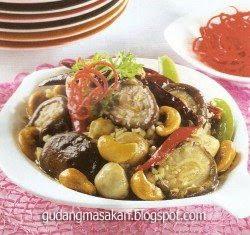 Resep Masakan Cah Jamur Telur Puyuh