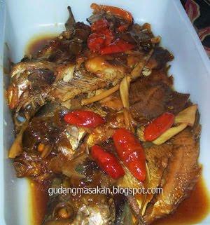 Resep Masakan Ikan Peletuk