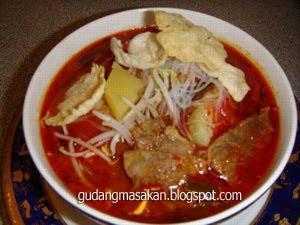 Resep Masakan Taoto Pekalongan