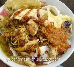 Resep Masakan Bubur Ayam Istimewa