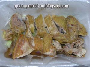 Resep Masakan Ayam Kukus