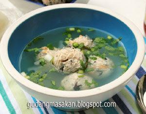 Resep Masakan Bakso Loa Hoa