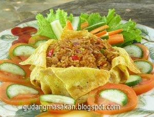 Resep Masakan Nasi Goreng Tahu