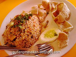 Resep Masakan Nasi Goreng Kampung