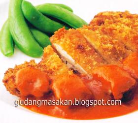 Resep Masakan Steak Ayam