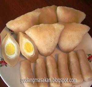 Resep Masakan Empek-Empek Goreng Santan