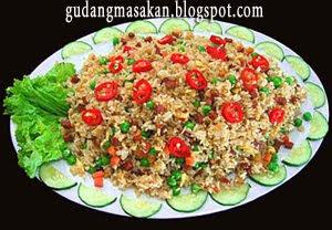 Resep Masakan Nasi Goreng Ikan Asin