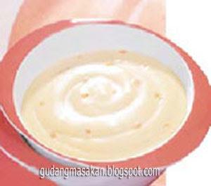Bubur Susu Untuk Bayi