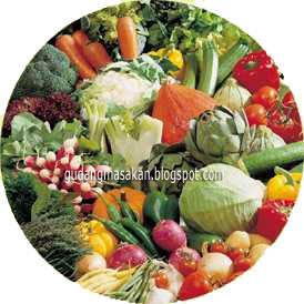 Jeli Buah Sayuran