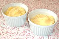 Mmmmm. Handmade butter.