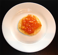 Confiture de Pche au Cognac et Vanille