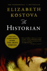 Giveaway! The Historian by Elizabeth Kostova