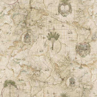 map wallpaper. Antique map wallpaper