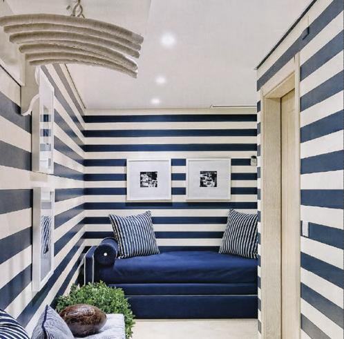 Smallrooms for Stripe interior design