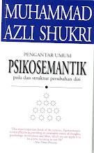Pengantar Umum Psikosemantik : Pola dan Struktur Perubahan Diri