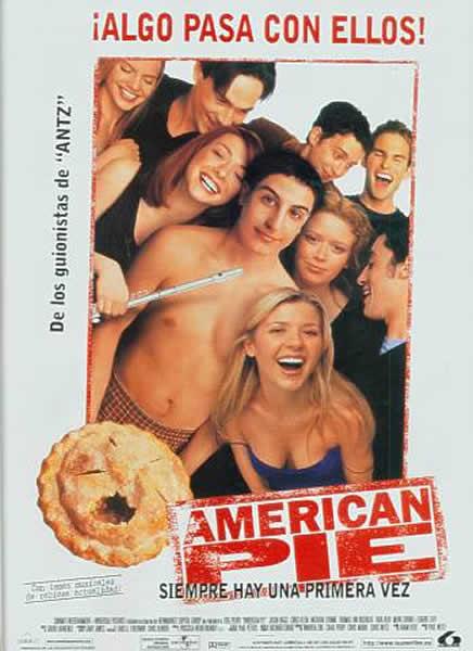 American Pie American Pie 1 2 3 4 5 6 7 8 – DVDRIP LATINO
