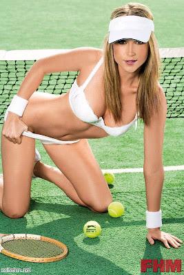 tennis sexiest girls in bikini