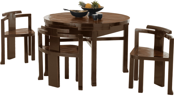 Todas decoracion de la casa dise os de mesas de comedor for Disenos de comedores de madera